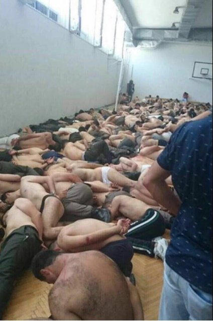 militari turchi golpe arrestati